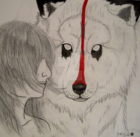 Peace-Wolf Sketch by Peace-Wolf