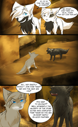 Outcast Chapter 3: page 19 by Imaginer-Fox