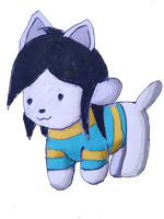 Temmie by AlliCali