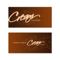 2 sides business card by deviantonis