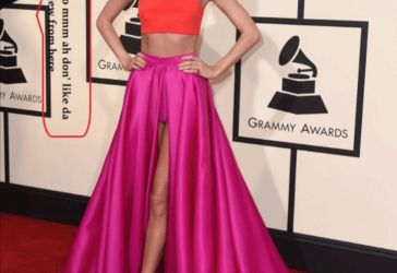 A Swift, Taylor Made Change On The Redcarpet by Attwood3049