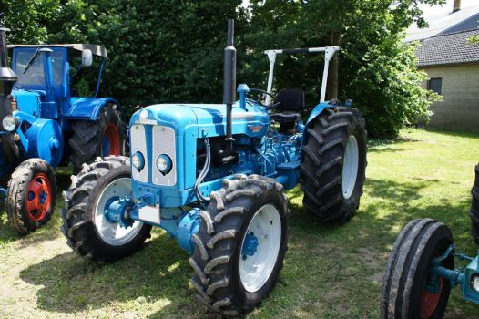 Fordson Super Major I by cailleachdhubh