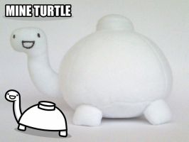[asdfmovie] Mine Turtle by NekoRushi