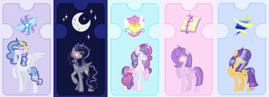 The Royal Next Gens by SparkleHeartyRose24