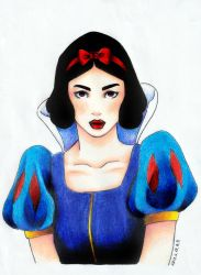 Snow White by epresvanilia
