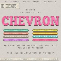 PS Style: Chevron by HGGraphicDesigns
