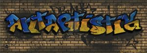 Graffiti Design by Ant-artistik
