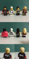 Lego RWBY by Sovereign64
