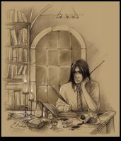 The Half-Blood Prince -SPOILER by snapefanclub