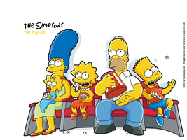 The Simpsons by playboy28