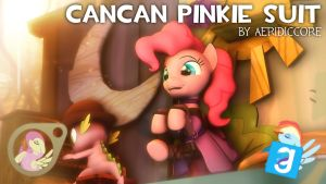 [DL] Pinkie's Cancan Dress by AeridicCore