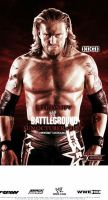 WWE BATTLEGROUND Remake Poster. by sebaz316