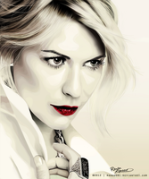 Claire Danes by Rawan091