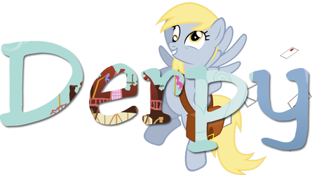 Pony behind the name: Derpy by Names-Tailz
