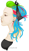 hair 5.0 contest by konfusion-with-a-k