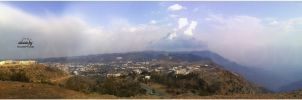Panorama albaha by alwafy