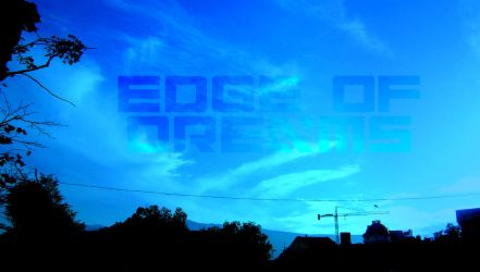 Edge of Dreams in Blue by scorpioevil