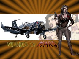 Warbirds - Josie Desktop by DocRedfield