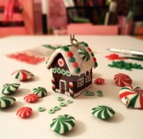 Gingerbread House by Selmmma