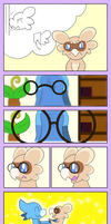 Izzy get glasses by tubachic