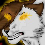 Wind The Wolf - Angry Mod by MaressaGuardian12