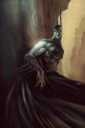 batman by francis001