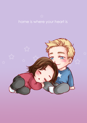 Home is where your heart is by Takhesis