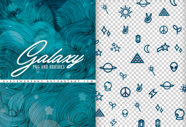 +PACK: Galaxy | Brushes-Pngs by iLovemeright