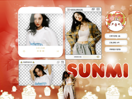 SUNMI | PACK PNG by KoreanGallery