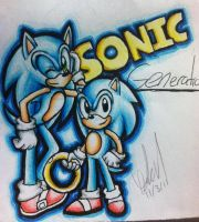 .:Sonic Generations:. by SWAG-Daddy