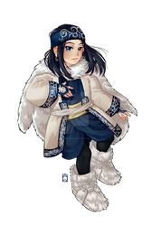 Asirpa by for-the-saba