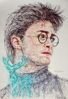 Daniel Radcliffe as Harry Potter by Anna655