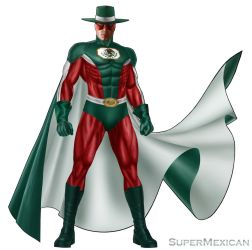 SUPERMEXICAN by supersebas