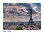 Paris HDR by onicomicosis