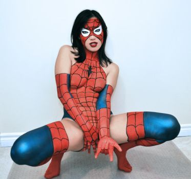 Spidergirl by DuHastMich