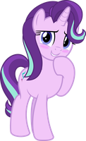 MLP Vector - Starlight Glimmer #5 by jhayarr23