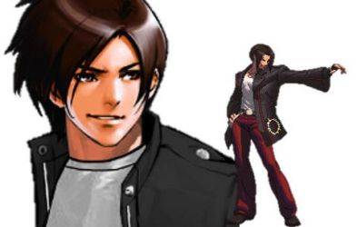 KOF XIII Kyo Ken outfit 2k2 UM Style by masterelite997