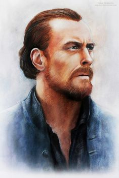captain Flint (Toby Stephens) by MeduZZa13