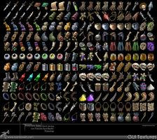 Inventory Icons by RynoZebz
