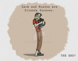 Zack the Zombie: Book 1 Page 6 by darlinginc