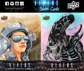 Aliens R6 by shaotemp