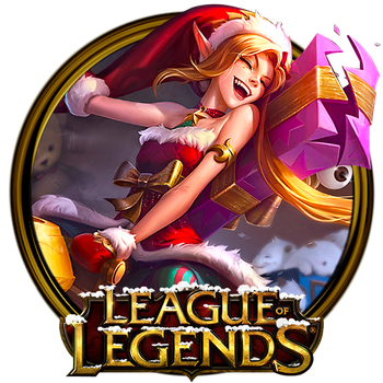 Ambitious Elf Jinx Dock Icon by OutlawNinja
