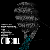 Churchill by shaktisillett