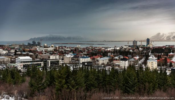Iceland by Doverge