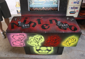 Nintendo Arcade Machine 2 by DESIGNOOB