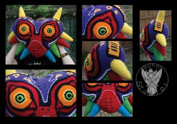I See You've Met With A Terrible Fate by TheCrochetDragon