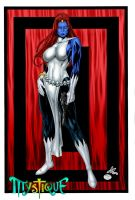 MYSTIQUE by Mich974