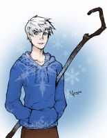 (Bishie) Jack Frost by Megumi-Sempai