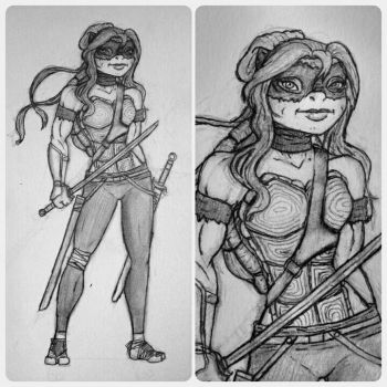 Ninja Turtles Keke by K-Lynn99
