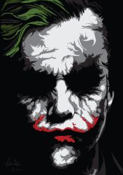 Joker, why so serious? by BuiltToFail